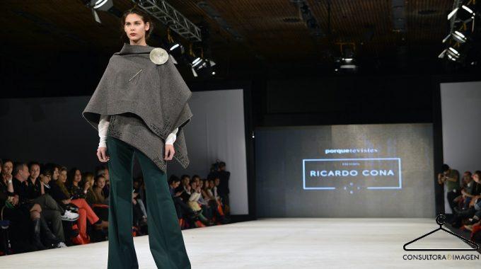 Santiago Fashion Week DÍA 2: Ricardo Cona