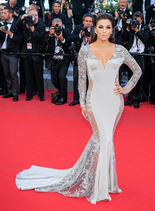 Cannes_Eva Longoria