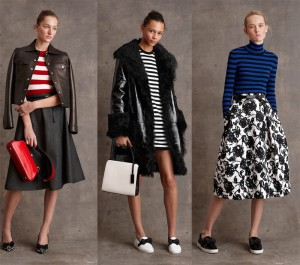 michael-kors-pre-fall-2015-navy-stripes-outfits