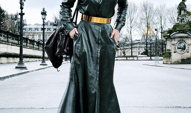 Un Toque A Tu Outfit: Cinturones Metálicos