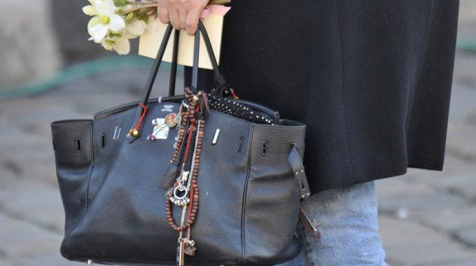 Jane Birkin Quiere Quitar Su Nombre De La Famosa Cartera