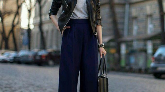 Pantalones Culotte, Los Nuevos Favoritos