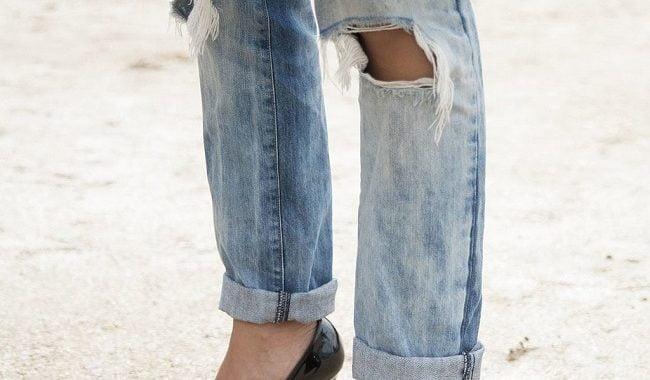 Ripped Jeans: Jeans Rajados
