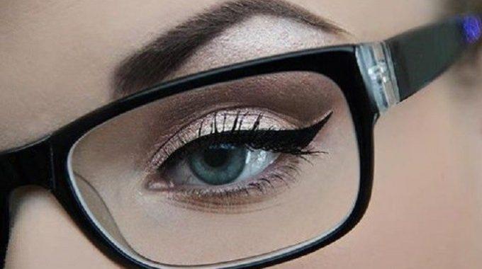 Cómo Maquillarte Si Usas Anteojos