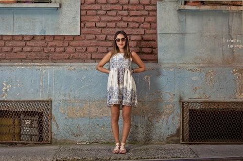 vestido comprado en Aliexpress 2