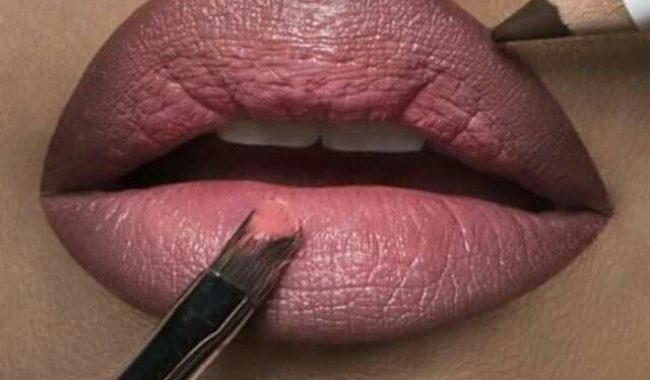 Ombre Lips, Efecto Degradado En Tus Labios