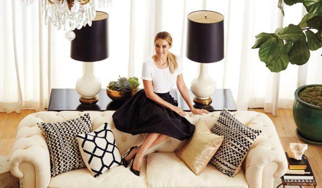 El Departamento De La Diseñadora Lauren Conrad En Beverly Hills