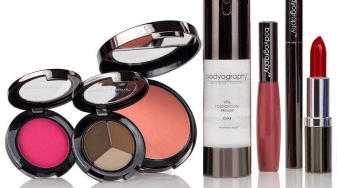 La Marca De Maquillaje Bodyography Ya Está En Chile