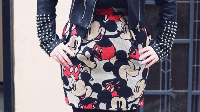 Mickey Mouse, Un ícono Fashionista