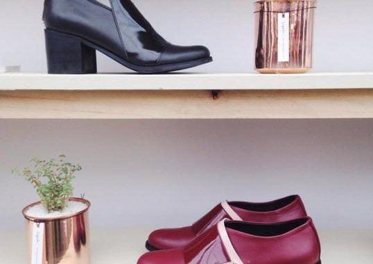 Hechos A Mano: La Sebastiana Y Nalca Zapatos En Taconeras