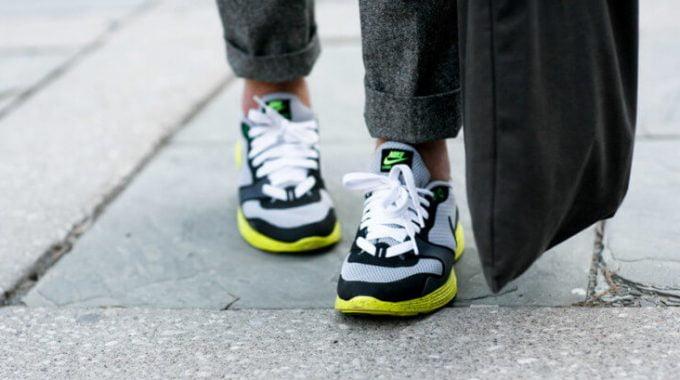 Las Claves Para Usar Zapatillas Y Lograr Un Look Chic