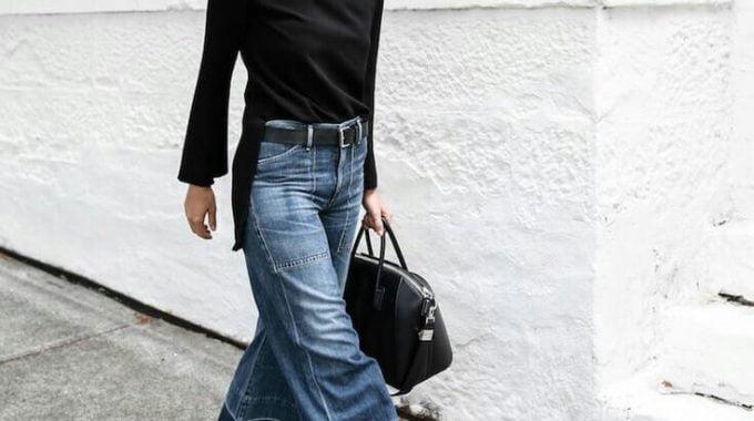 ¿Nos Despedimos De Los Jeans Pitillo?