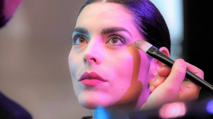 Yo Probé Un Maquillaje Profesional De Yves Saint Laurent