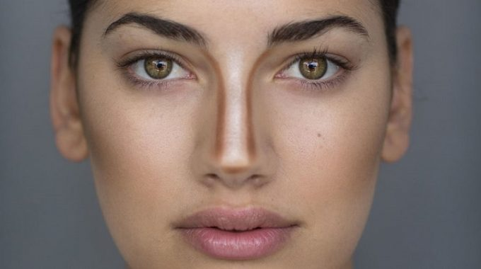 Cómo Afinar Tu Nariz, Con Trucos De Maquillaje