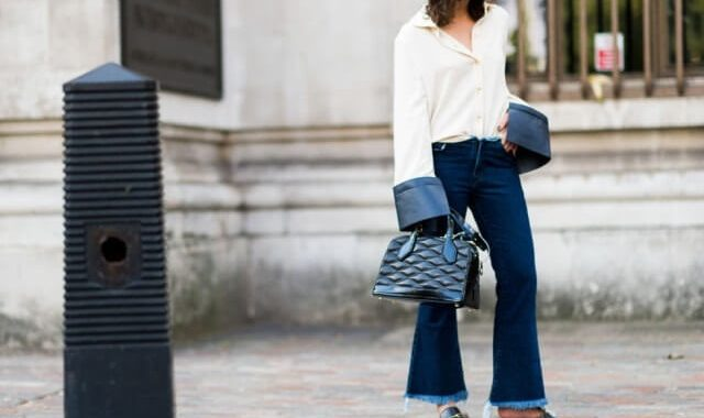 Estos Son Los Tipos De Jeans Que Debes Tener En Tu Clóset Esta Temporada