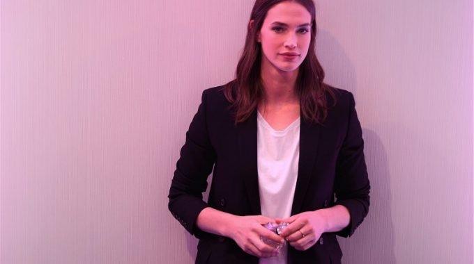 Crista Cober, El Rostro Del Perfume Mon Paris De Yves Saint Laurent