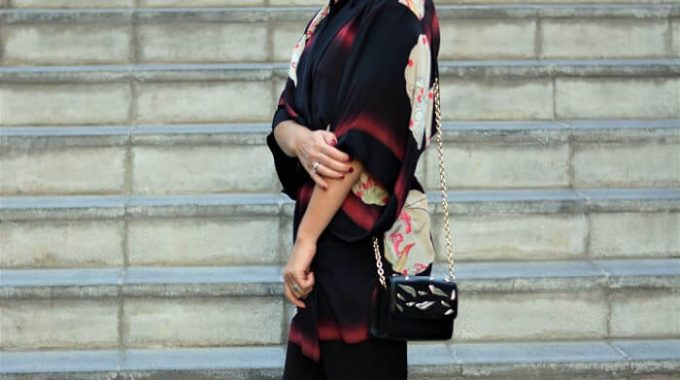 Por Qué Un Kimono Puede Convertirse En Tu Prenda Favorita