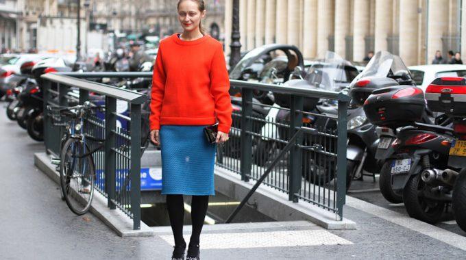 Cómo Vestirte Con Colores En El Invierno