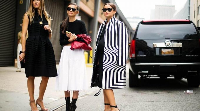 Cuáles Son Los Zapatos Ideales Según La Falda Que Uses