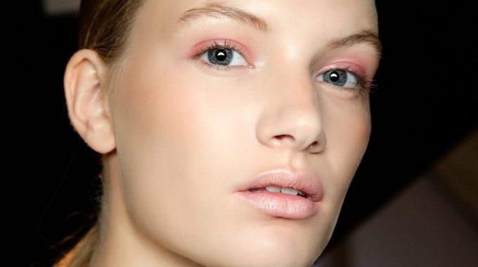 El Poder Del Maquillaje En Tonos Rosa