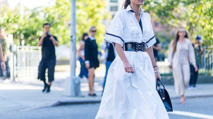 Los Vestidos Ideales Para Disimular El Abdomen