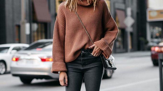 Mis Tips Para Combinar Un Suéter Oversize