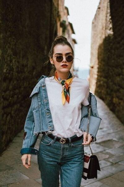 Pañuelos El Accesorio Ideal Para Esta Temporada Consultora De Imagen