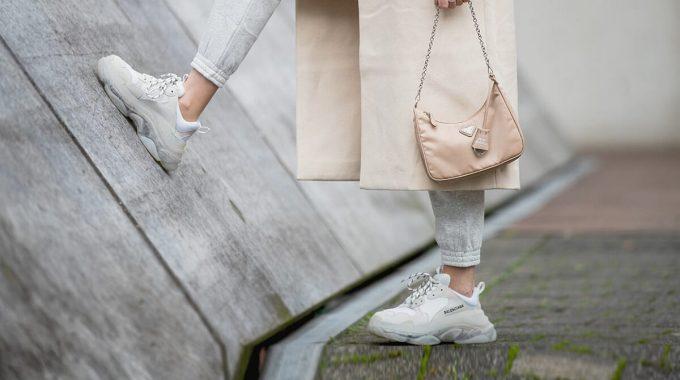Inspiración: Looks Con Zapatillas Para Toda La  Semana